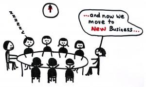 boring board meeting
